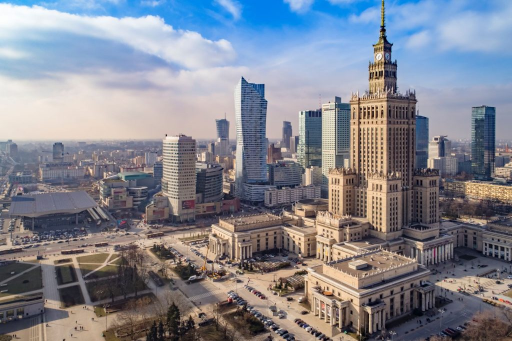 English language school franchise in Poland