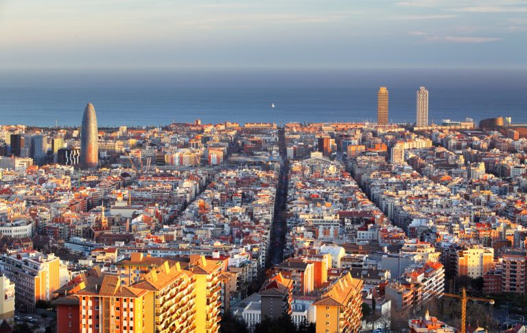Barcelona now has a Wall Street English center