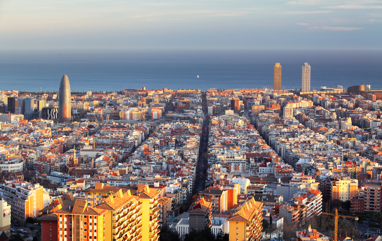 Barcelona now has a Wall Street English center